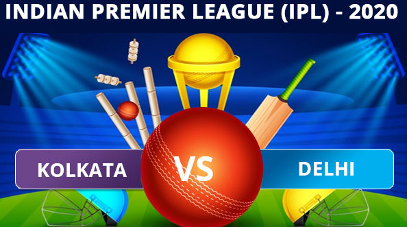 IPL 2020: Kolkata Knight Riders vs Delhi Capitals Dream11 Prediction