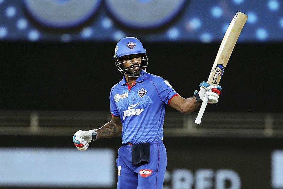 Shikhar Dhawan has most half-centuries amongst Indian batsmen in IPL