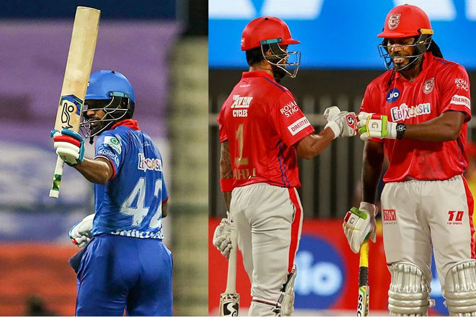 IPL 2020: KXIP vs DC, Match 38: Dhawan, Gayle, Rahul and Shaw chase these milestones