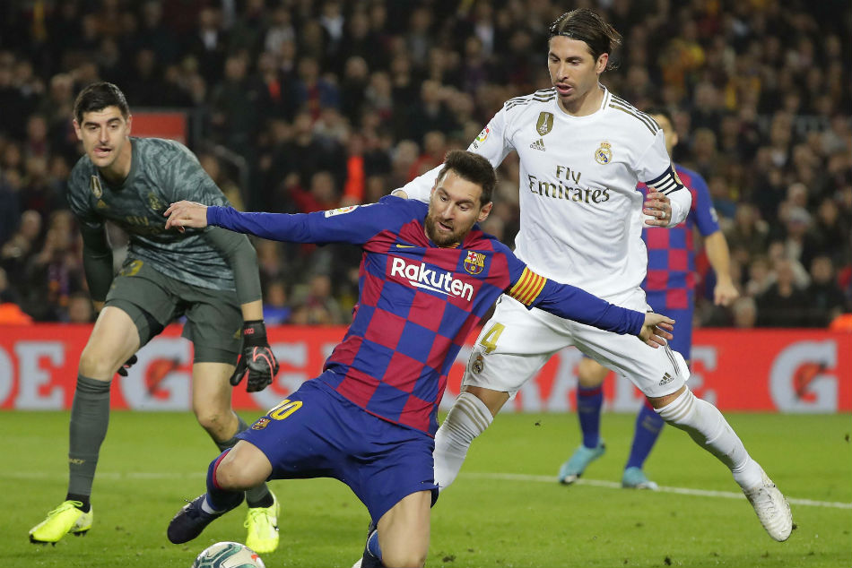 Barcelona vs Real Madrid El Clasico Preview: Time in India, TV Channel & Live Streaming Details