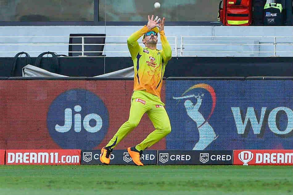 IPL 2020: 'Superman catcher' Faf du Plessis reveals how Chennai Super Kings do fielding drills