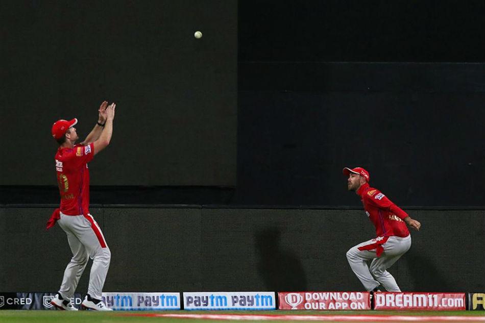 IPL 2020: Maxwell, Neesham combine for another KXIP's boundary line masterclass