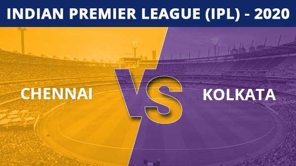 IPL 2020: CSK vs KKR, Match 49 updates: Shubman Gill, Nitish Rana open for Knight Riders after being put into bat