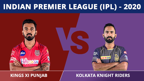 IPL 2020: KXIP vs KKR, Match 24 updates: Kings XI Punjab off to a powerful begin with fast wickets