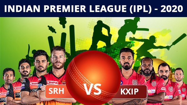 IPL 2020: SRH vs KXIP, Match 22: Toss, Playing XI: Sunrisers Hyderabad win the toss and decide to bat in opposition to the Kings XI