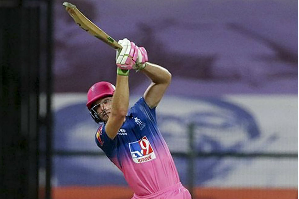 IPL 2020: Jos Buttler happy to get win on the board and bat at number five