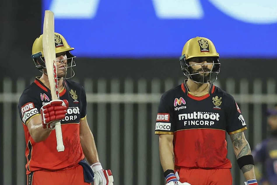 AB de Villiers was the distinction between KKR and RCB, says Dinesh Karthik