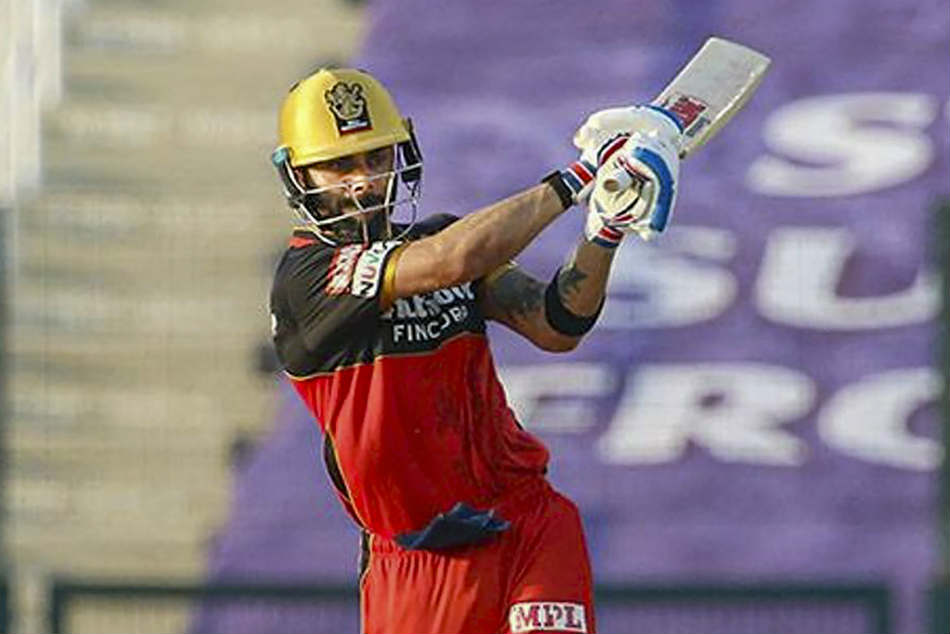 Royal Challengers Bangalore captain Virat Kohli achieves this distinctive report throughout his 52-ball 90