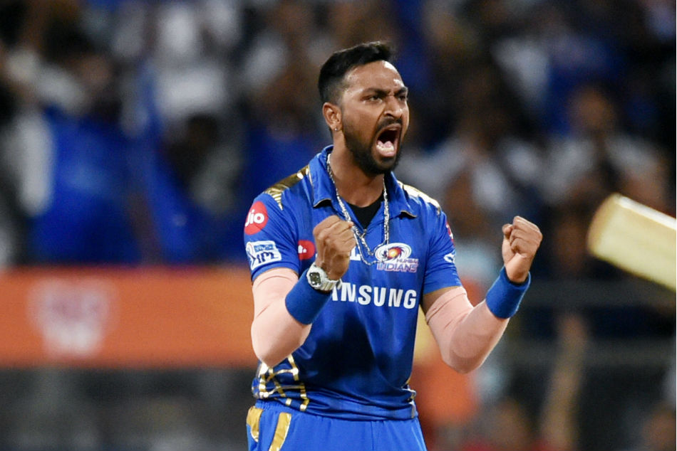 IPL 2020: Krunal Pandya says setting up a huge target always puts pressure on opposition - myKhel