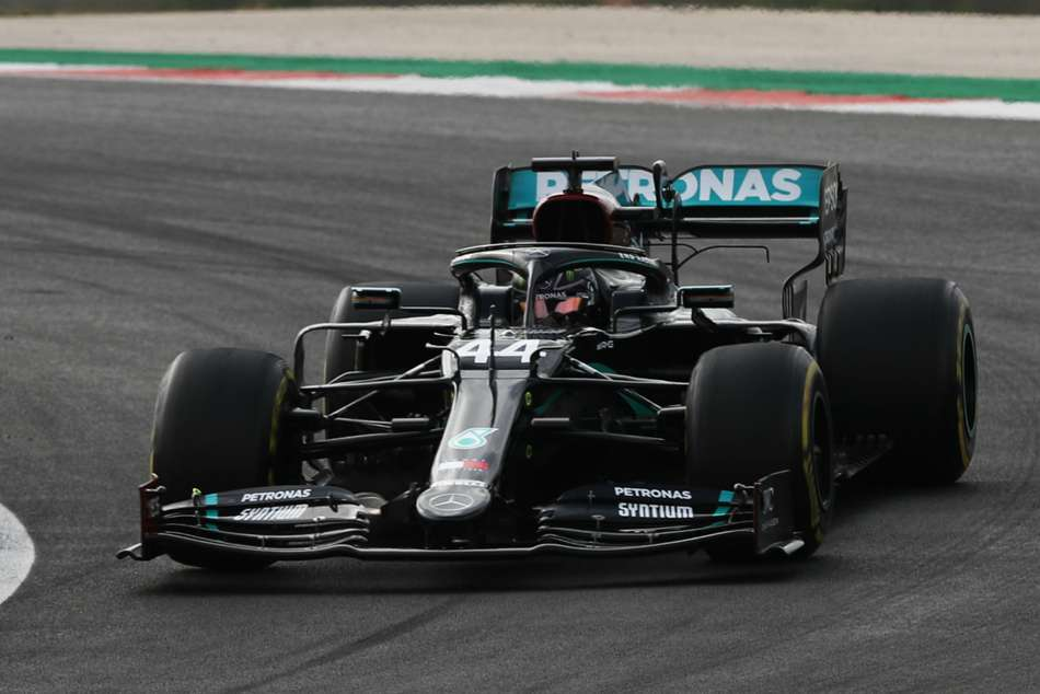 F1 2020: Hamilton makes history in Portugal with record-breaking 92nd win