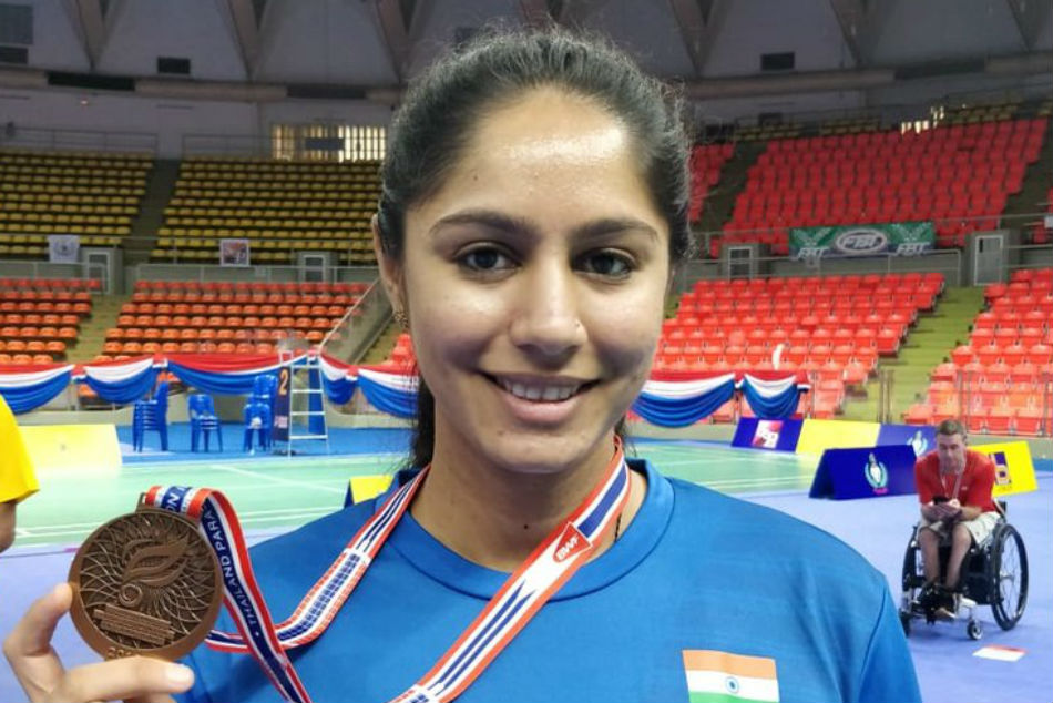 Inspired by coach Gopichand, para shuttler Manasi Joshi wants to make a difference for Indian para badminton