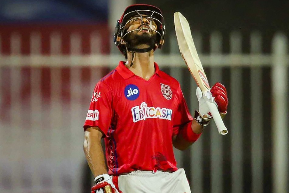 My father always used to tell me you should remain not out in the game, this one's for him: Mandeep Singh