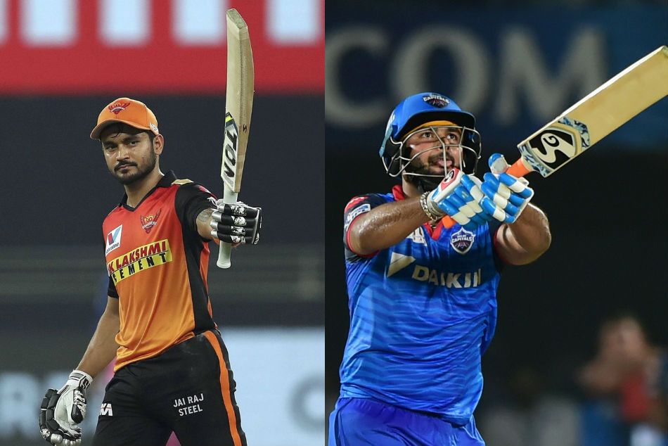 IPL 2020: SRH vs DC, Match 47: Pandey, Pant, Dhawan and Warner chase these milestones