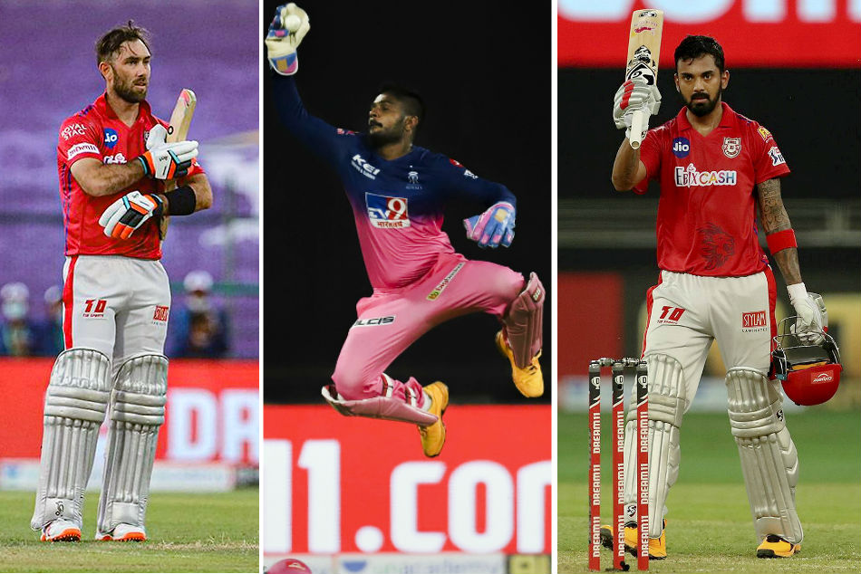 IPL 2020: KXIP vs RR, Match 50: Maxwell, Samson, Rahul and Gopal chase these milestones