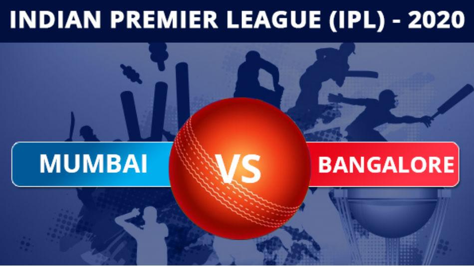 IPL 2020: MI vs RCB, Match 48: Toss report, Team News and Playing XI