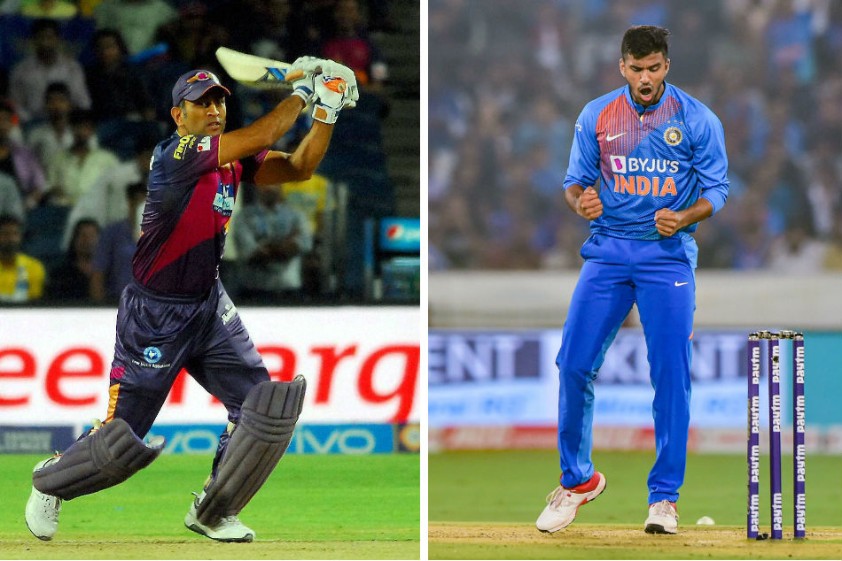 IPL 2020: Playing underneath Dhoni in RPS helped Sundar evolve as a cricketer