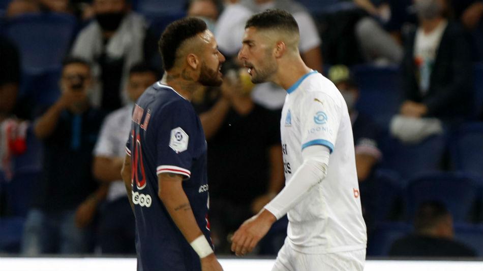 Neymar And Alvaro Avoid Punishment For Alleged Racism Lfp Confirm