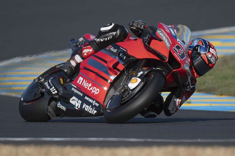 MotoGP 2020: Petrucci reigns at French Grand Prix as Alex Marquez makes his mark