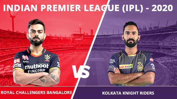 IPL 2020: Match 28: RCB vs KKR: Dream11 Fantasy suggestions, Head to Head, India timing, Playing XI, Live streaming