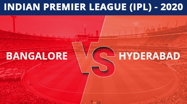 IPL 2020: Match 52: RCB vs SRH: Preview: Bangalore eye play-off berth, Hyderabad survival