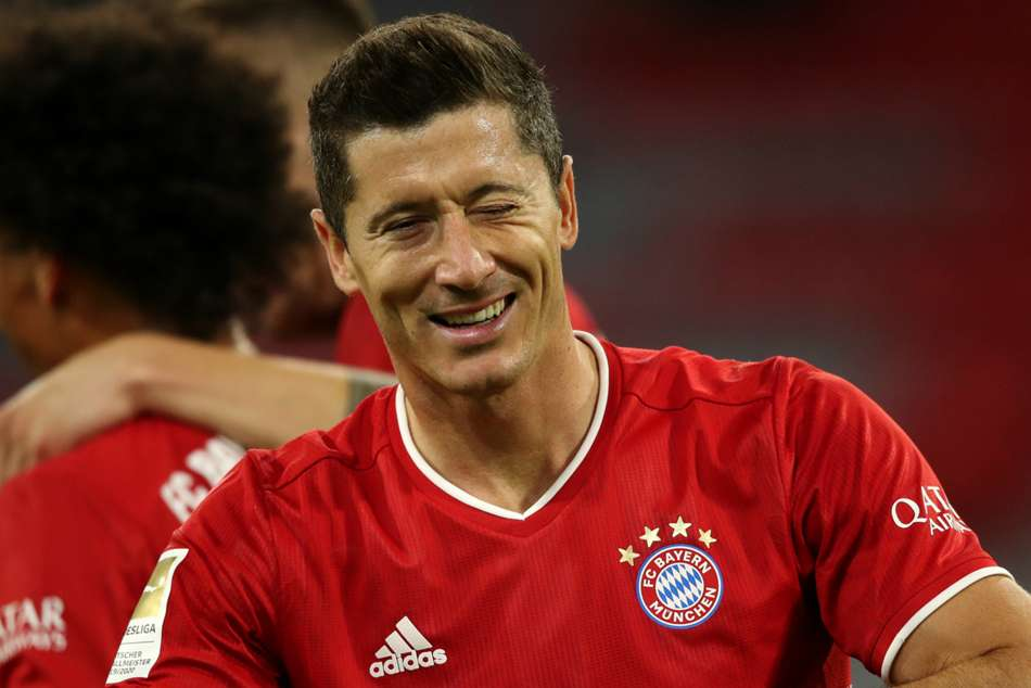 Lewandowski and Flick land top awards as UEFA celebrates Bayern treble winners