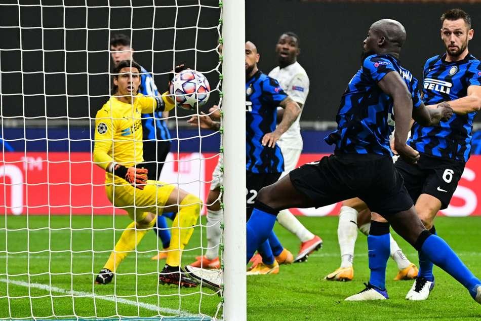 Inter 2-2 Borussia Monchengladbach: Lukaku rescues Nerazzurri