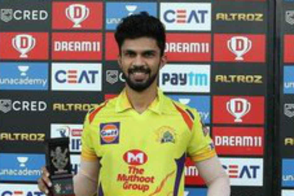 How Ruturaj Gaikwad battled Covid 19, long quarantine to play match-winning knock for Chennai Super Kings