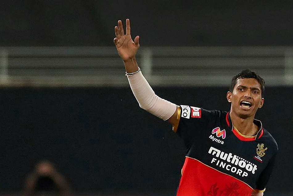 Big Blow to Royal Challengers Bangalore! Navdeep Saini injured, doubtful for next IPL 2020 match