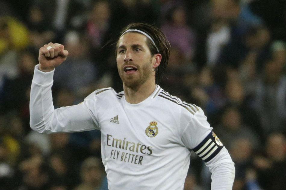 Sergio Ramos stars in Real Madrid's El Clasico win against Barcelona