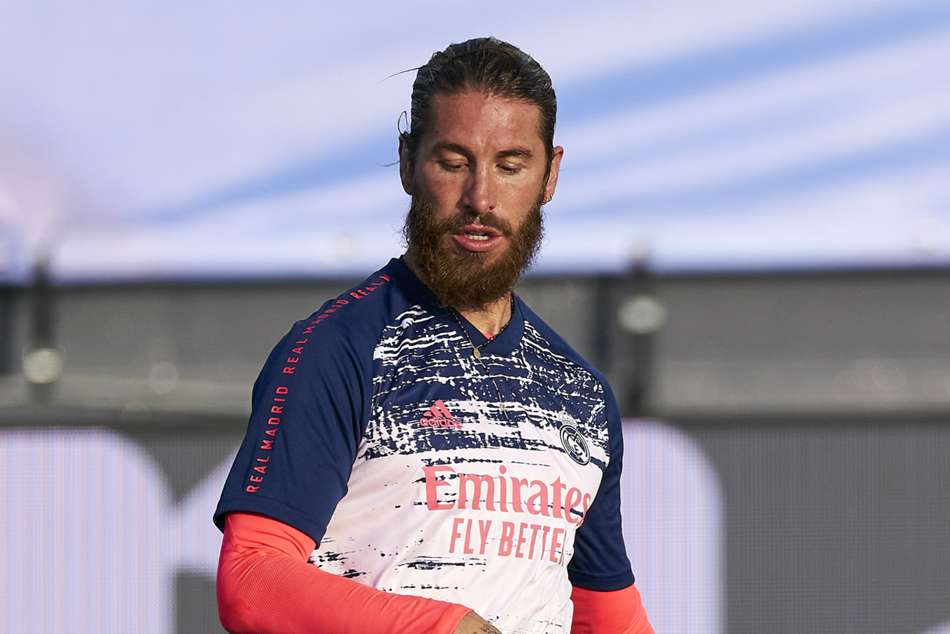 Sergio Ramos not included in Madrid squad for Shakhtar clash
