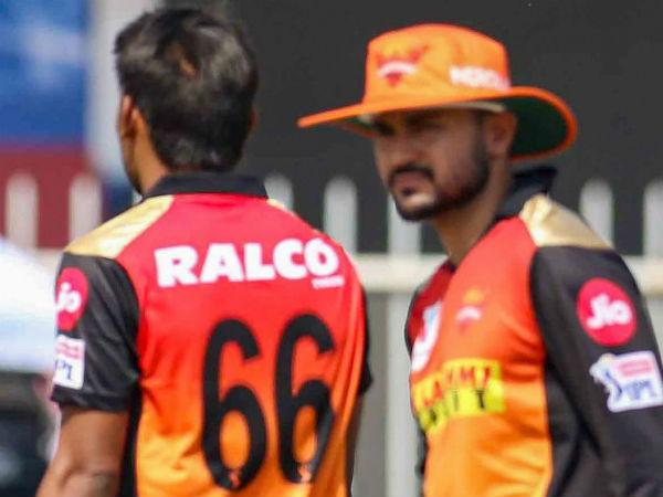 2. Sunrisers Hyderabad
