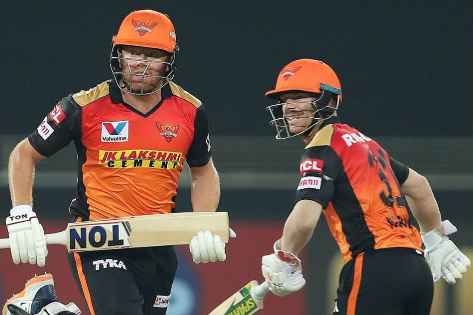 David Warner scores 50th IPL half-century
