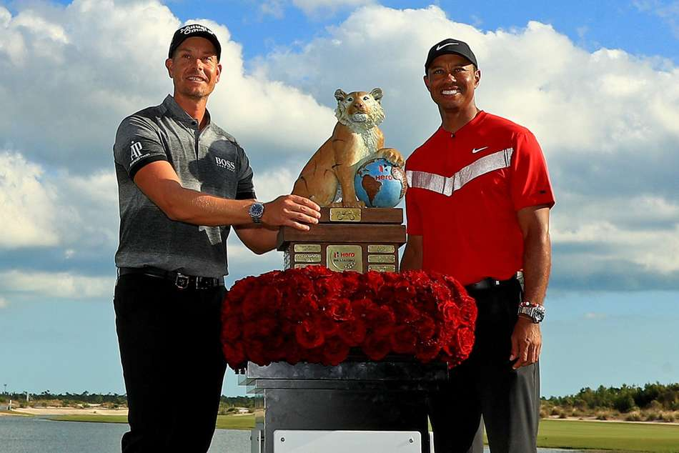 Coronavirus Tiger Woods Hero World Challenge Cancelled