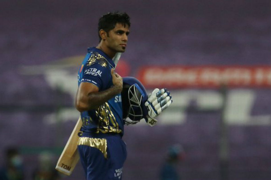 Suryakumar Yadav gives savage reply for his non-selection to India squad; guides Mumbai Indians to victory