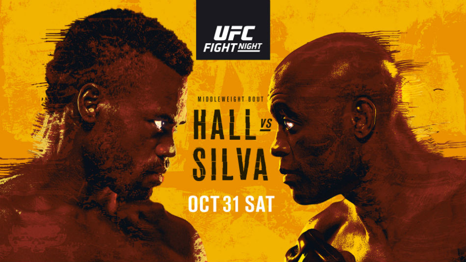 UFC Vegas 12: Hall vs. Silva fight card, date, time in India and where to watch