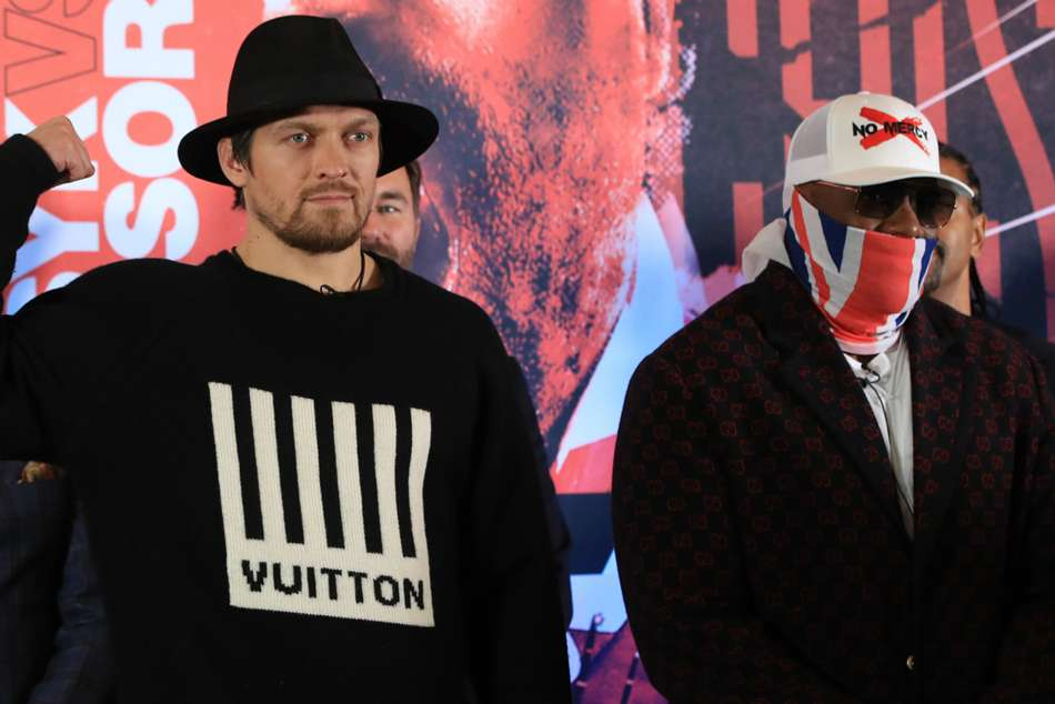 Usyk and Chisora