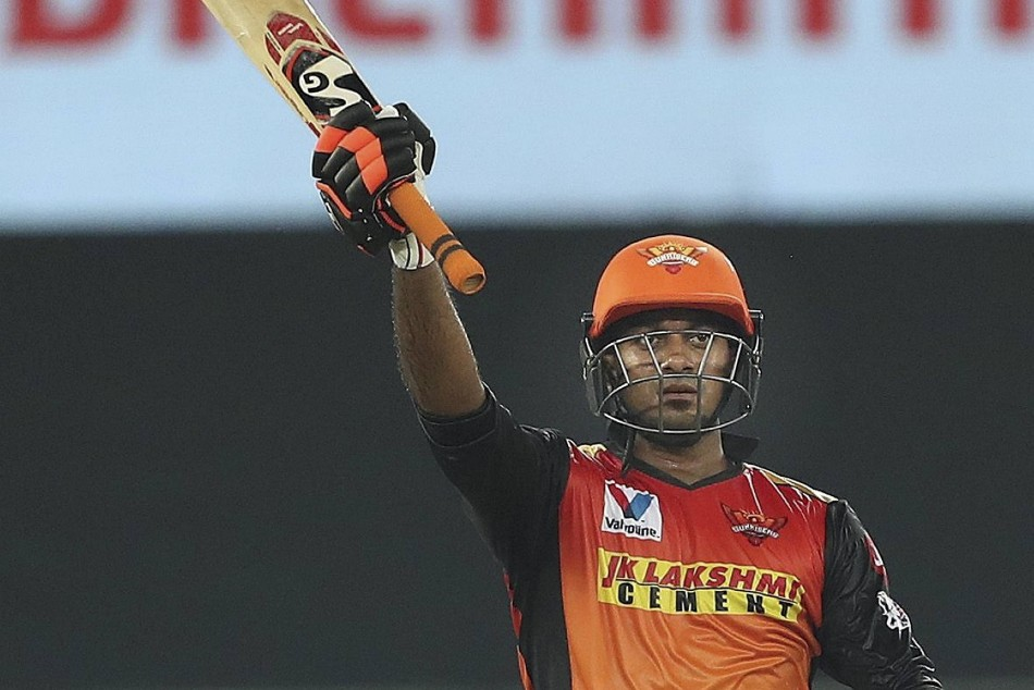 IPL 2020: Vijay Shankar slams first fifty after 2018, says 'this knock will give me a lot of confidence'