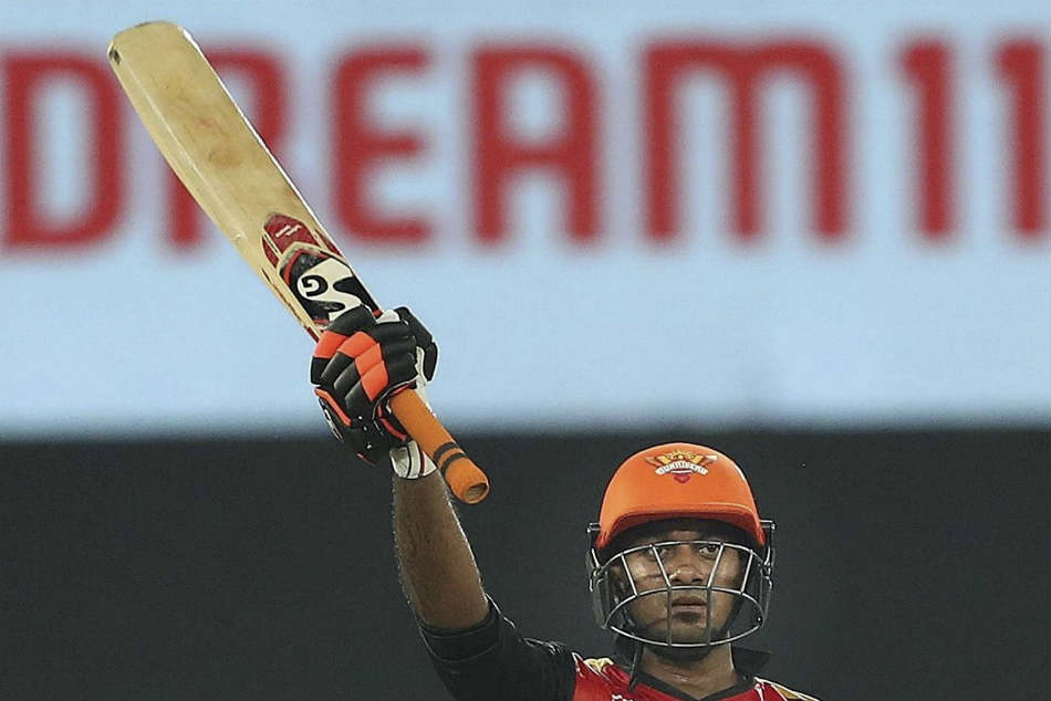 Vijay Shankar happy to perform for Sunrisers Hyderabad in a 'do or die' game for him