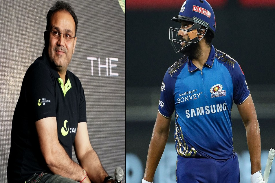 IPL 2020: If Rohit Sharma is not fit, what is he doing in Mumbai Indians dugout, asks Virender Sehwag