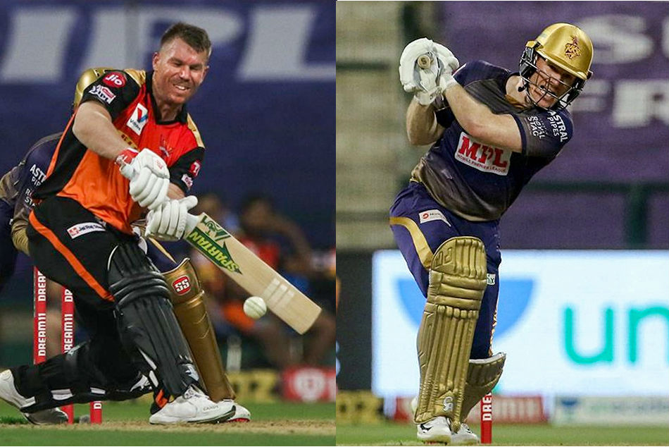 IPL 2020: SRH vs KKR, Match 35: Warner, Russell, Sharma and Morgan chase these milestones