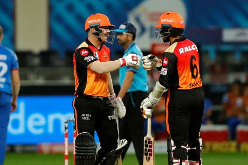 IPL 2020: DC vs SRH: Delhi powerless as Warner and Saha help keep Sunrisers alive
