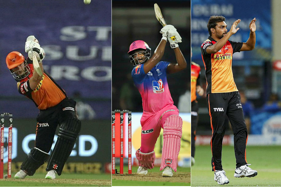 IPL 2020: RR vs SRH, Match 40: Samson, Williamson, Uthappa, Sandeep chase these milestones