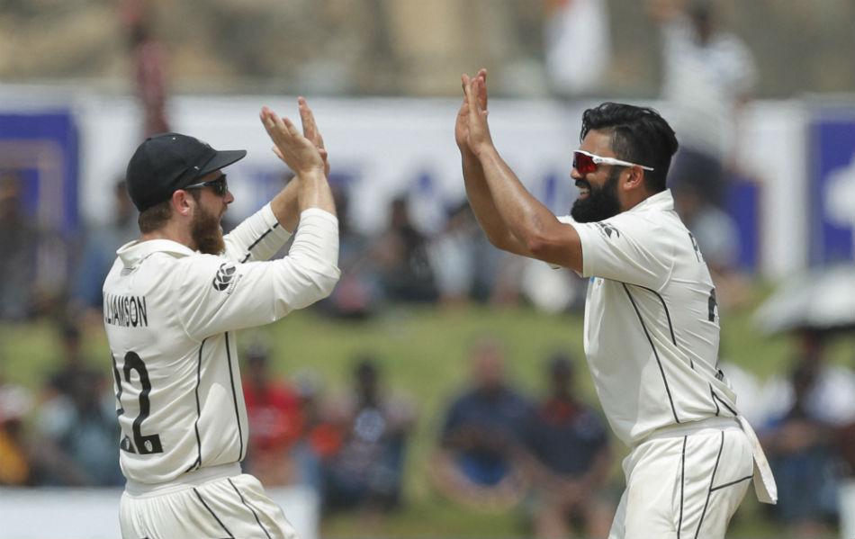 Colin de Grandhomme, Ajaz Patel out for New Zealand's series vs West Indies