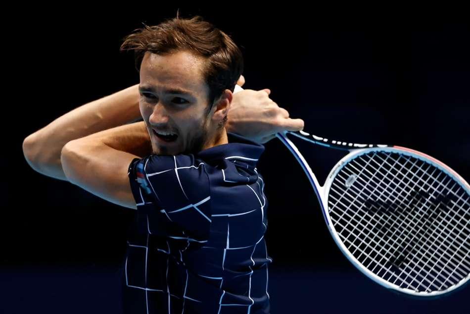 Atp Finals Daniil Medvedev Motors Through Before Rafael Nadal Semi