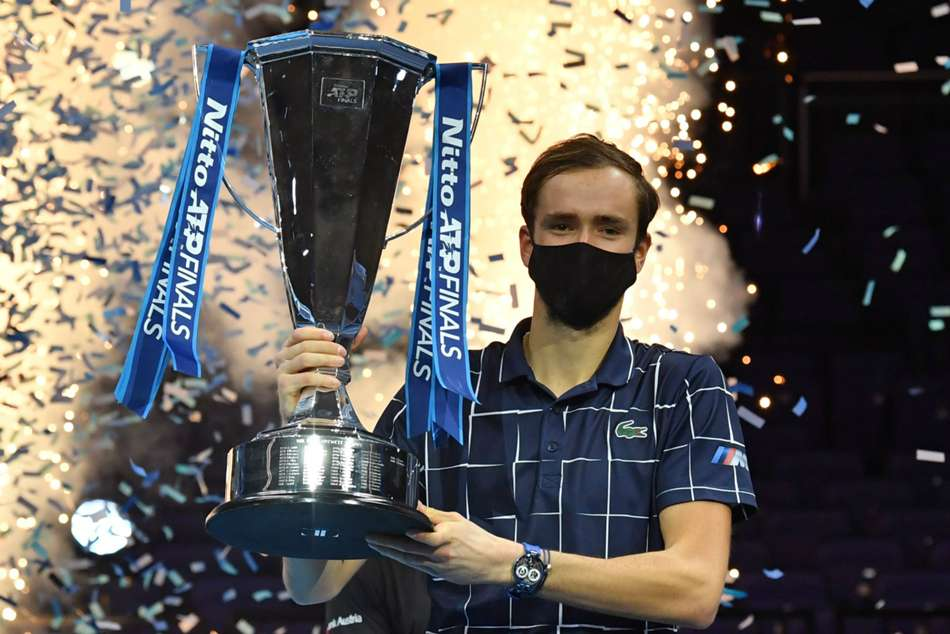 Atp Finals Medvedev Wants More Thiem Tussles After Revelling In One Of Best Victories