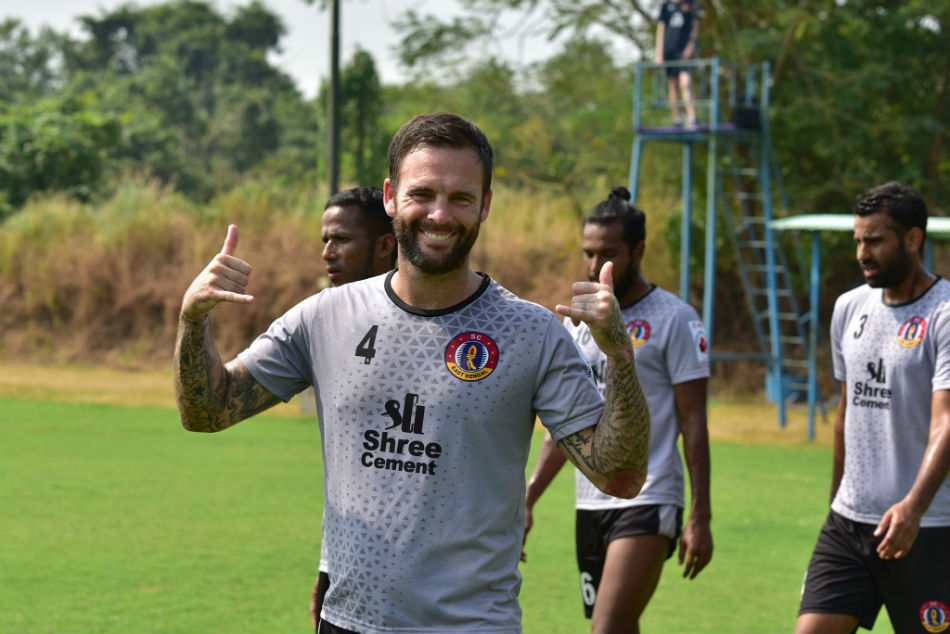 ISL 2020-21: Danny Fox to lead SC East Bengal in debut season