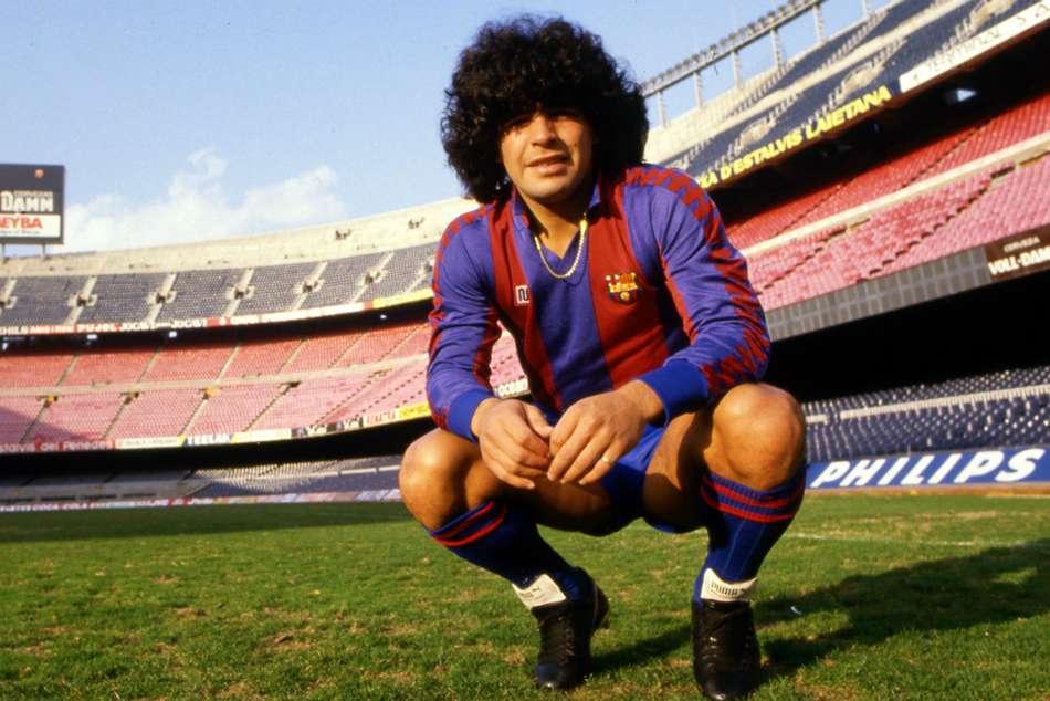 Diego Maradona dies: Luis Milla remembers training with 'great'
