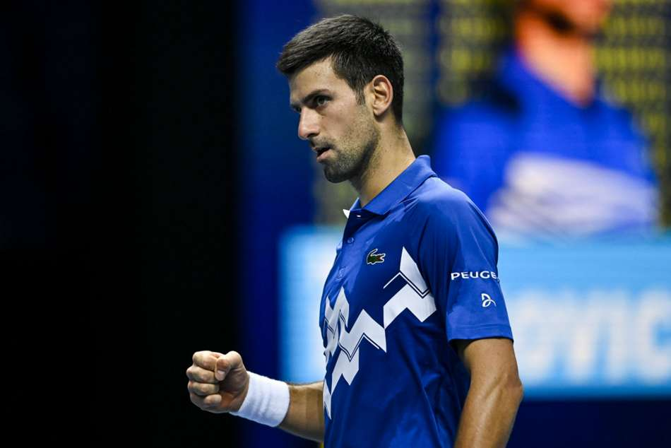 Atp Finals Novak Djokovic Wary Of Threat Posed By Dominic Thiem
