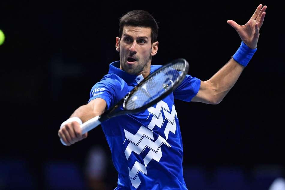 Atp Finals Novak Djokovic Beats Alexander Zverev To Clinch Last Four Place