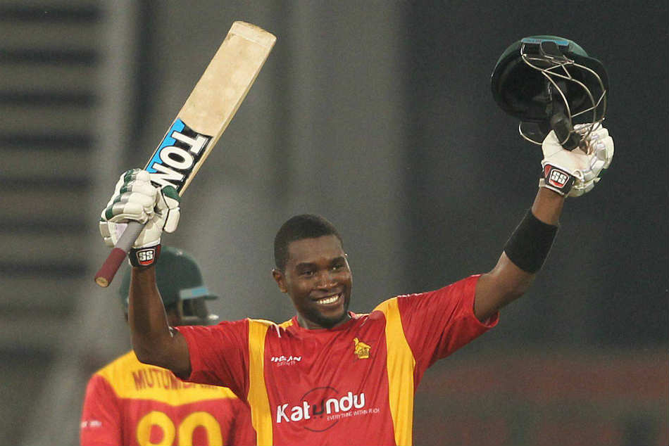 ICC congratulates Elton Chigumbura for a stellar as the Zimbabwe player to retire